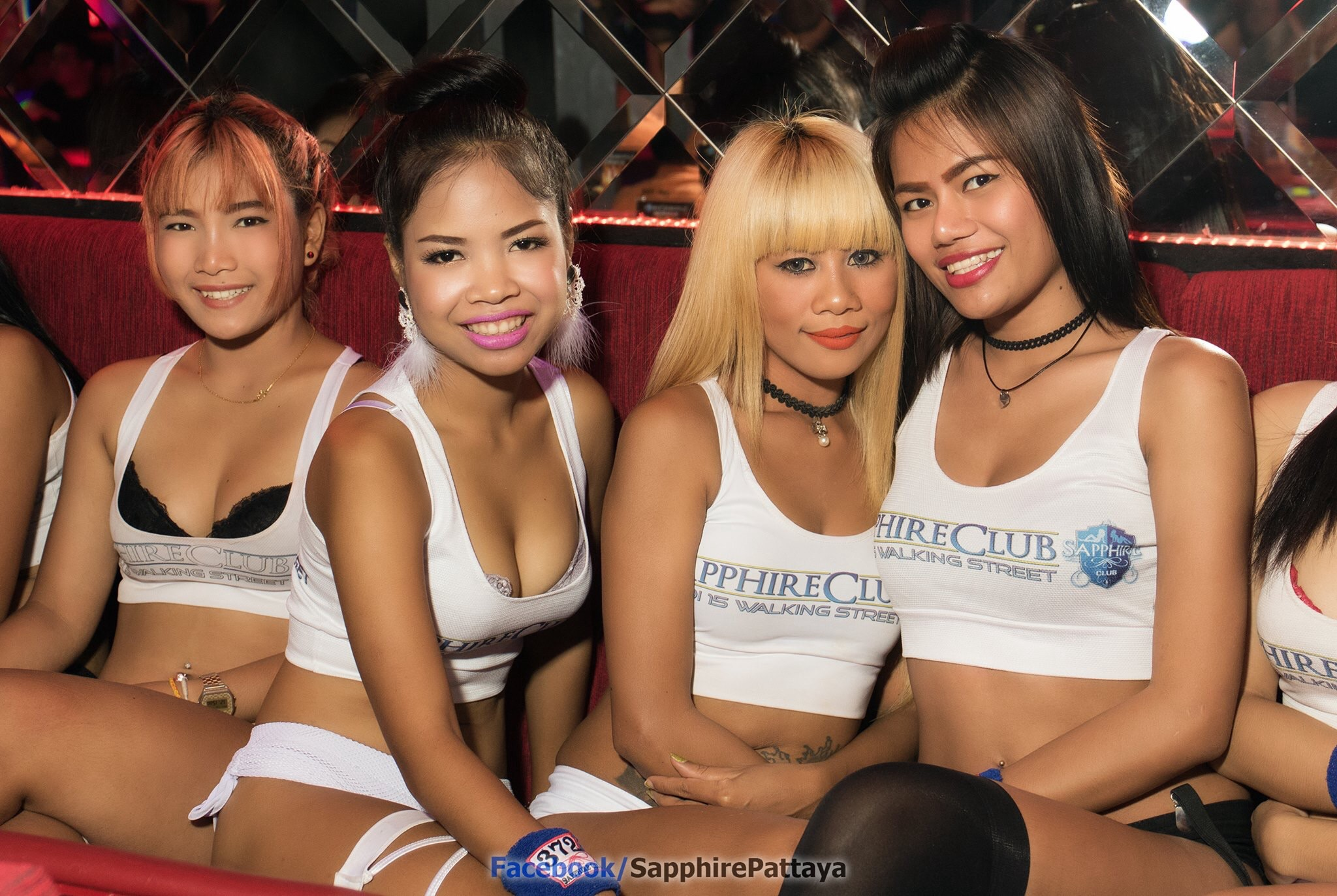 Pattaya bars and gogo bars
